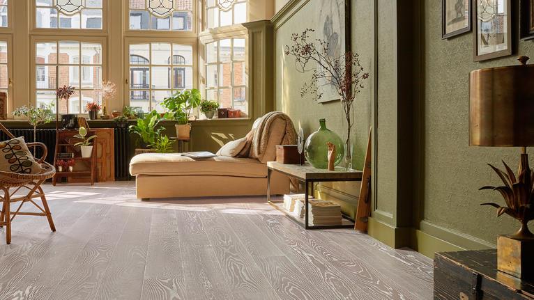 A beleza da natureza no pavimento em madeira para a sua casa