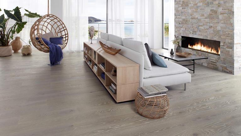 Ajankohtaiset lattiatrendit – neljä eri tyyliä!