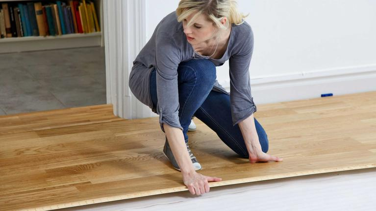 How to Lay your Floor