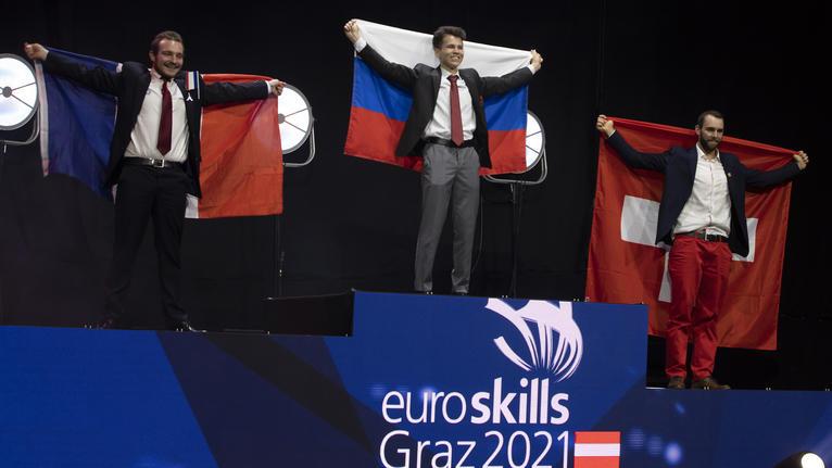 Воспитанник Tarkett Academy занял первое место на чемпионате EuroSkills 2021