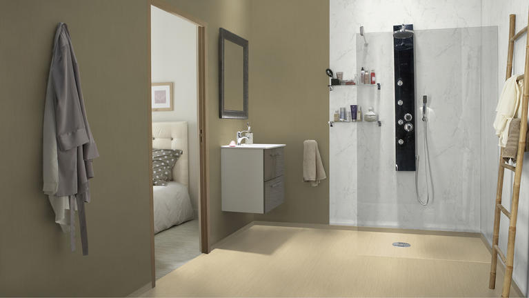 Wetroom System