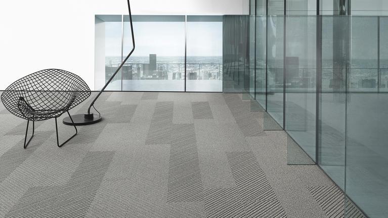 Textilgolv skapar en bättre inomhusmiljö