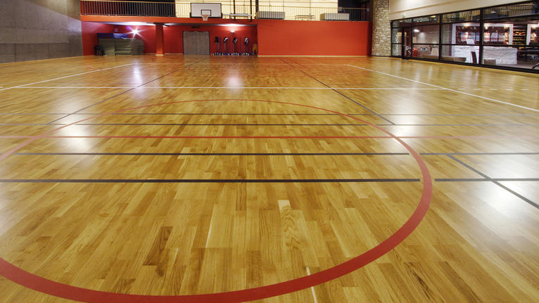 Tarkett sports surface solutions for indoor sports facilities