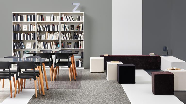 Ny kolleksjon heterogene vinylgulv med moderne design og høy ytelse