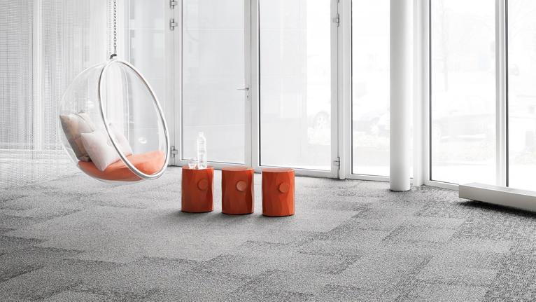 DESSO Teppichfliesen & Teppichböden für Büro und Objekt
