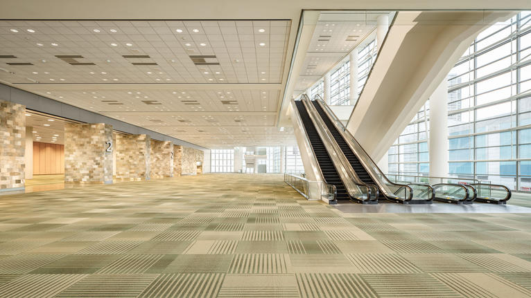 Solutions at Work: Moscone Center
