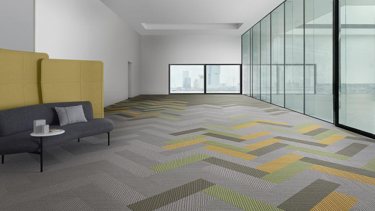 DESSO Essentials carpet tile collection