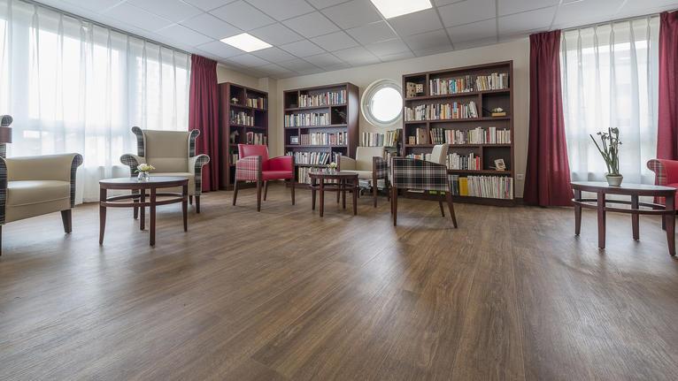 Siivous ja kokonaistaloudellisuus | Vanhusten hoitokodit
