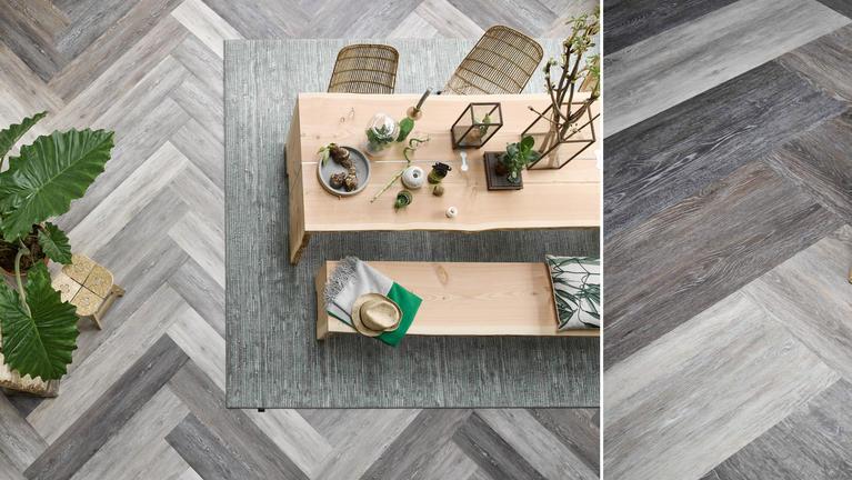 Einrichtungstipps: Verschiedene Holzarten mit einander kombinieren