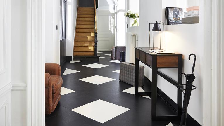 Modular vinyl flooring solutions offer major benefits and infinite design possibilities