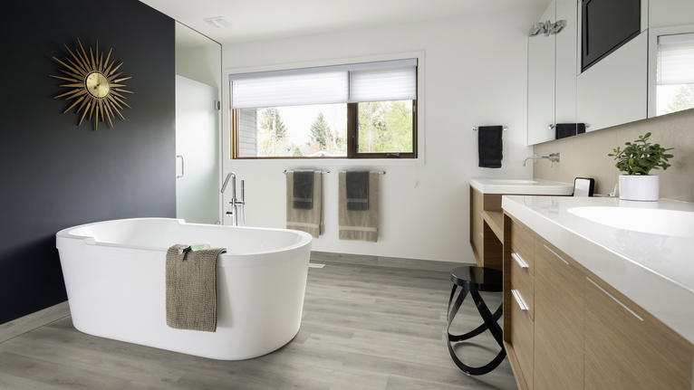 Bathroom styles and trends