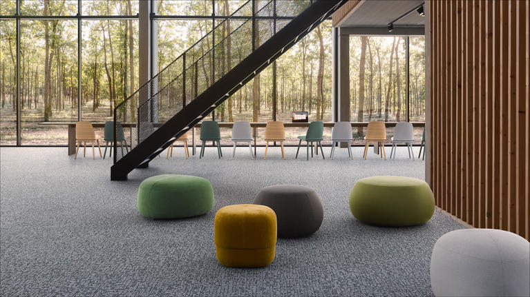 DESSO Carpet tile and roll solutions: Innovation, functionality and sustainability