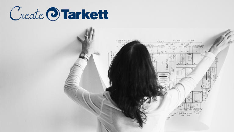 Create@Tarkett - Nowa, innowacyjna usługa!