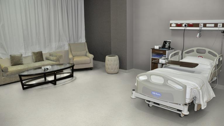 Hygiëne in het ziekenhuis: de cruciale rol van vloerbekleding