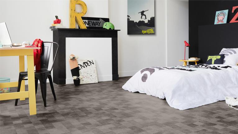 Transformando la habitación de un niño en el cuarto de un adolescente
