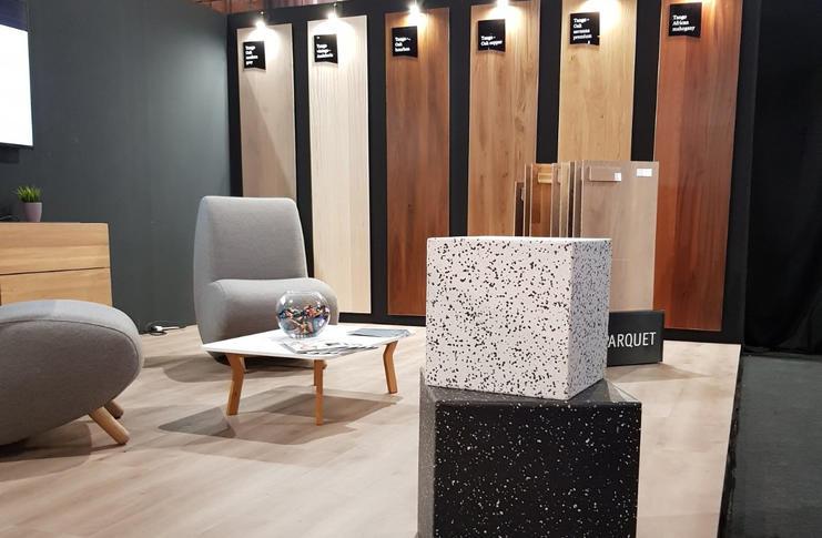 Tarkett la Design District, expoziția internațională de mobilier și design interior din Rovinj, Croația