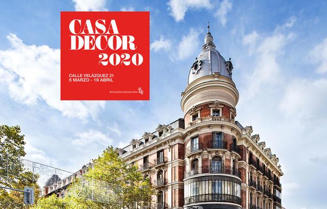 Comienza CASA DECOR 2020