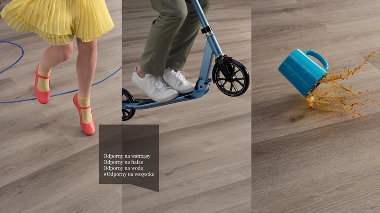 Starfloor Click Ultimate -  łatwa w montażu podłoga winylowa idealna do domu