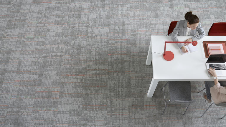 DESSO 'Make it your own' carpet tile collection