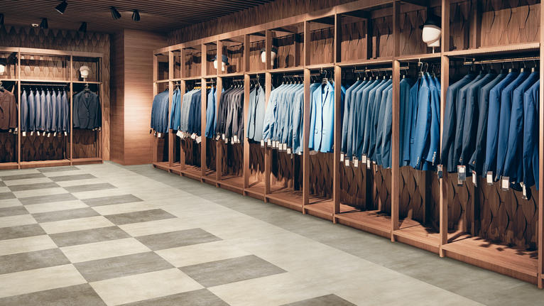 Change the game! Introducing the new LVT flooring ModularT 7