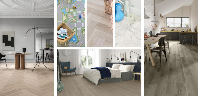 How can you choose the best flooring to put in your home?