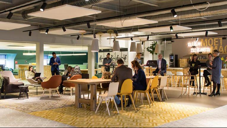 赋能设计,焕新未来办公空间
