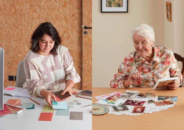 Demenzfreundliches Design in der Seniorenpflege