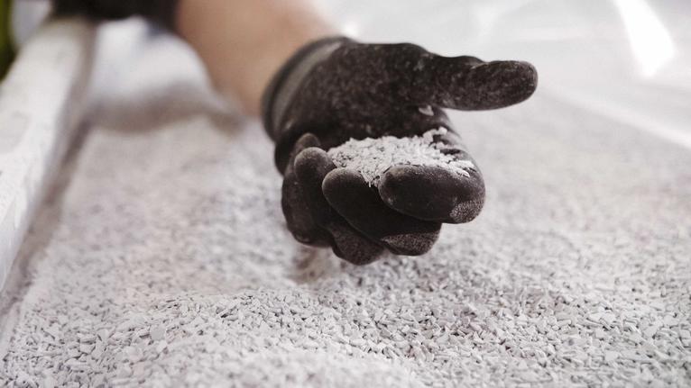 GBR golvåtervinning