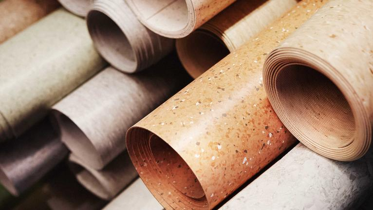 Ny innovation muliggør genanvendelse af gamle vinylgulve