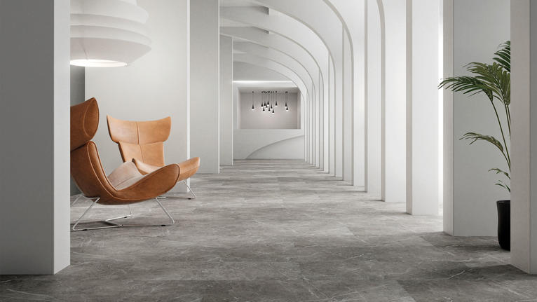 Cementi Click Mineral Tiles, true innovation cement-based modular tiles