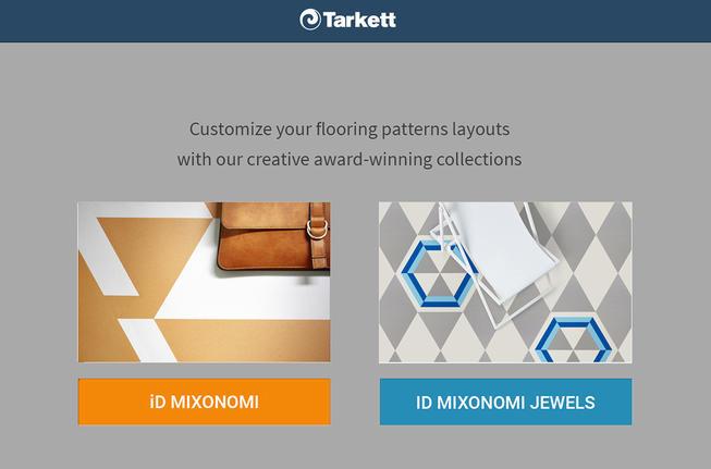 Online flooring designer