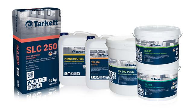 Subfloor Levelers, Primers & Adhesives