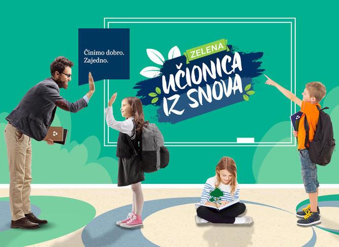 """Novi nagradni konkurs """"Učionica iz snova"""""""
