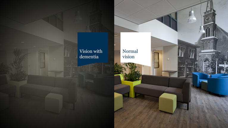 Designing for Dementia with Tarkett's Virtual Reality Tool