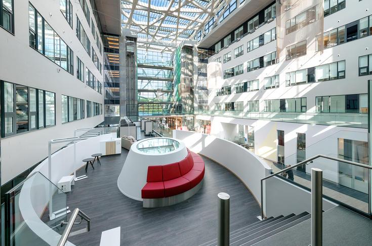 L'ospedale Az Alma realizzato con le collezioni iQ
