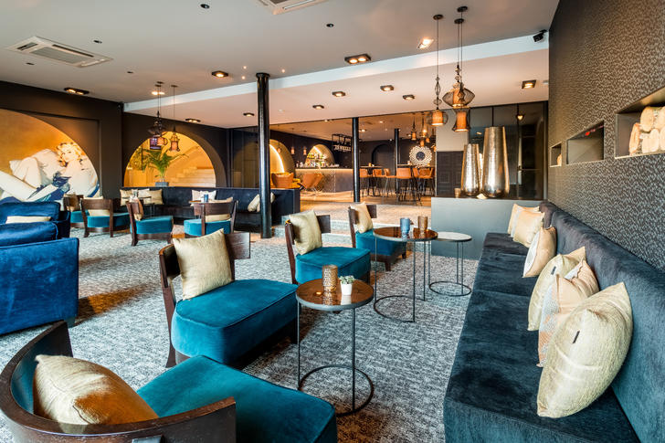 Hotel tapijt: een luxe en duurzame vloeroplossing