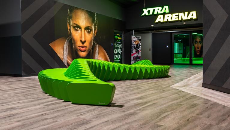 Fitnessstudio Xtrafit Krefeld