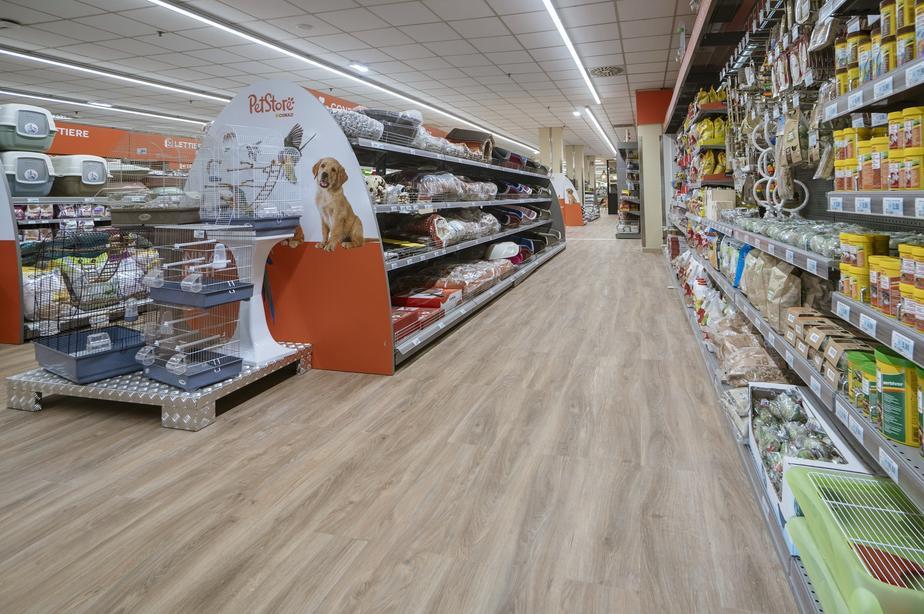 Il nuovo Supermercato Conad in Corso Francia