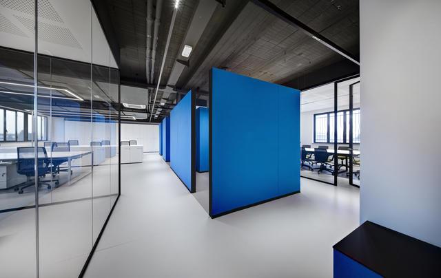I nuovi uffici Giobert Spa