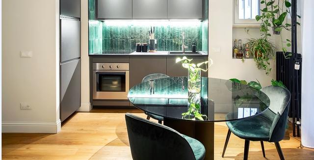 Ristrutturazione di un appartamento privato a Verona