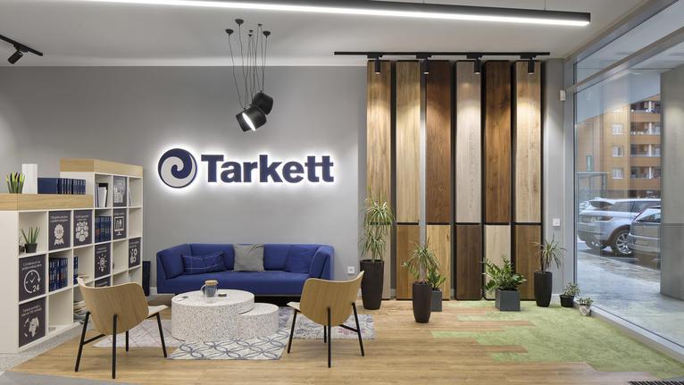 Tarkett Showroom