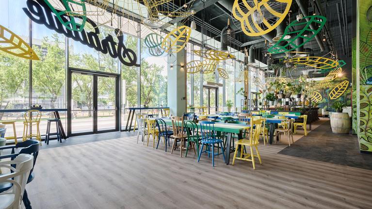 Restaurant Stradale  –  Orhideea Towers