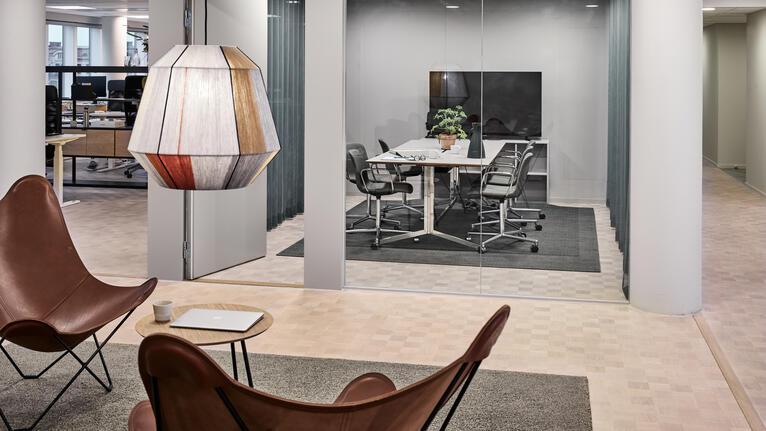 Bokion uusi toimisto Avenynilla Göteborgissa | Sturefors-naapurusto