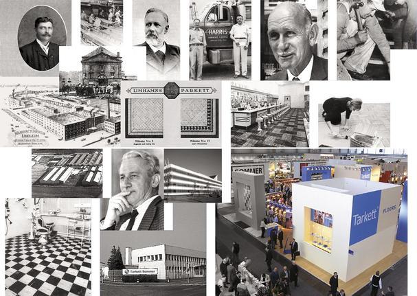 История группы компаний Tarkett