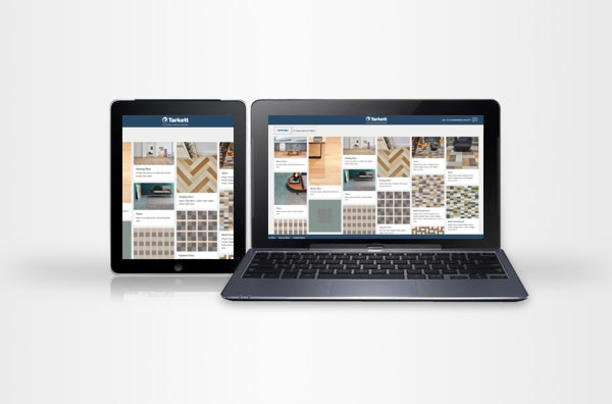 Online Flooring Pattern Designer