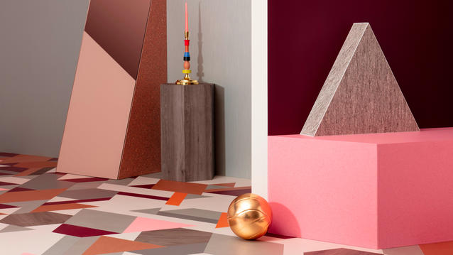 Tarkett Play Book: 2019 trends explored by Parisian Designers Studio 5.5