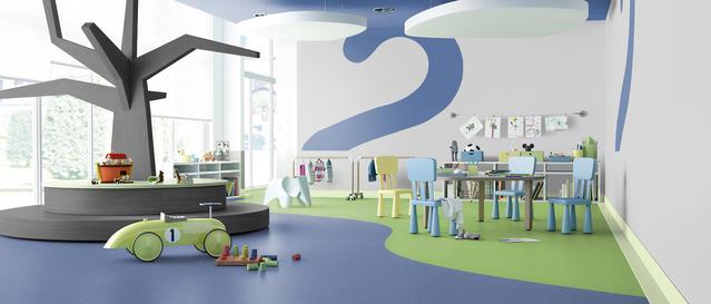 Dečije sobe i predškolske ustanove
