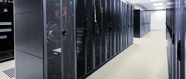 Server rooms