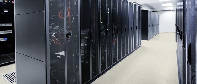 Комп'ютерні класи та серверні кімнати