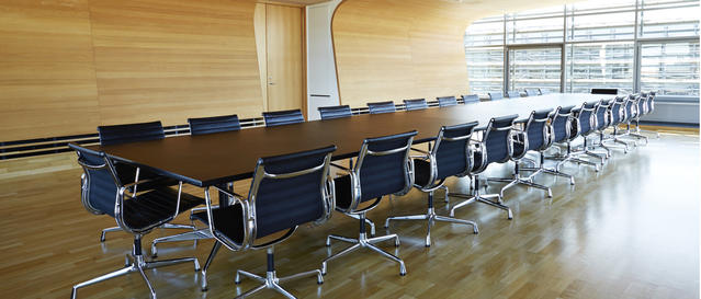 Conference centres & meeting rooms